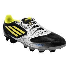 Jual Adidas Sepatu Sepakbola F5 Fg Hitam Kuning Online Di Indonesia