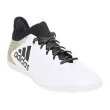 Spesifikasi Adidas X 16 3 Indoor Soccer Shoes Running White Ftw Black Metallic Gold Dan Harga