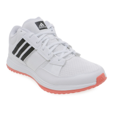Beli Adidas Zg Bounce Trainer Shoes Ftwr White Core Black Solar Red Online Terpercaya