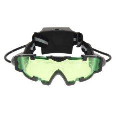 Spesifikasi Karet Gelang Yang Dapat Disesuaikan Menggunakan Kacamata Pelindung Mata Malam Online