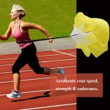 Spesifikasi Adjustable Resistance Parasut Kecepatan Alat Pelatihan Dengan Tas Kuning Intl Lengkap Dengan Harga
