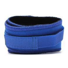 Review Toko Yg Dpt Mengatur Olahraga Gym Tempurung Lutut Otot Lutut Pendukung Bungkus Tali Pelindung Biru Online