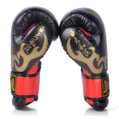 Adult Boxing Gloves PU Leather Muay Thai Sandbag Training Kickboxing Sparring Hand Protector Gloves