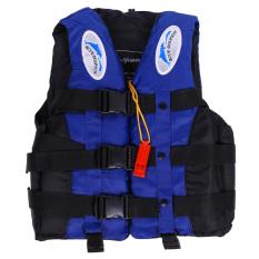 Ulasan Lengkap Tentang Menampilkan Jaket Ingin Swim Berperahu Biru