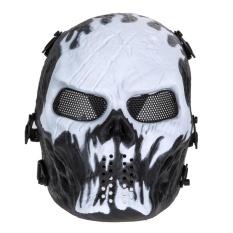Krisis Perang Nuklir Seri Pelindung Masker Paintball Dan Airsoft Source Ps . Source · Rp 170.000