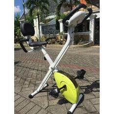 FREE ONGKIR SEJABODETABEK Alat Fitness Sepeda X Bike Sandaran FS-914N Bisa COD