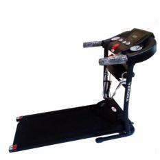Alat Fitness- Treadmill Elektrik 2 Fungsi Verona - Olahraga- Fitness