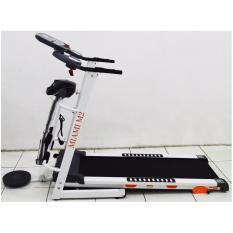 Harga Alat Fitness Treadmill Elektrik Miami M2 4 Fungsi Alat Olahraga Gym Treadmill Murah Best Seller Product Total Fitness Original