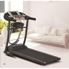 Alat Fitness- Treadmill Elektrik VERONA2 Fungsi- Olahraga,Fitness