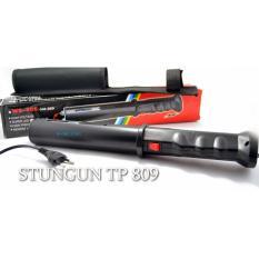 Harga Hemat Alat Setrum Stan Gun Tipe 809 Senter Sirine