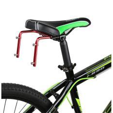 GAKTAI Bersepeda Sepeda Gunung Dapat Disesuaikan Rak Plastik Botol Air Kandang Pemegang Hitam Source