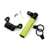 Beli Paduan Aluminium Sepeda Mini Portabel Pompa Udara Sepeda Ban Tick Super Kecil Kekuatan Tinggi Hot Lampu Hijau Cicil