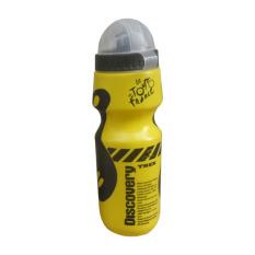 Amart Botol Air Minum Plastik Portabel Untuk Olahraga Bersepeda Outdoor Kuning Intl Tiongkok