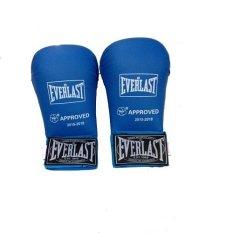 Harga Anekaimportdotcom Everlast Boxing Gloves Biru Asli