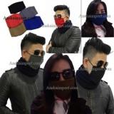 Toko Anekaimportdotcom Masker Musim Dingin Atau Winter Mask Abu Abu Dekat Sini