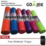 Ulasan Lengkap Tentang Anekaimportdotcom Matras Yoga 6Mm Merah