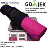 Beli Anekaimportdotcom Matras Yoga Yoga Mat Matras Yoga Murah Gratis Tas 6Mm Pink Baru