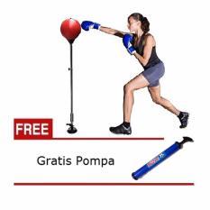 Toko Anekaimportdotcom Standing Punching Speed Ball Set Speedball Pump Murah Di Dki Jakarta