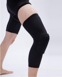 Toko Basket Anti Slip Kaki Pelindung Lutut Crashproof Lengan Panjang Gear Honeycomb Pad Kneepad M Intl Terlengkap Di Tiongkok