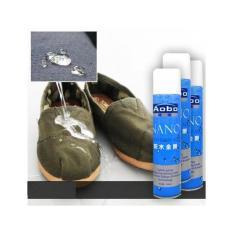 Harga Aobo Mirip Umbre Waterproof Spray Water Repelent Sepatu Sneakers Kulit Kain Anti Air Original