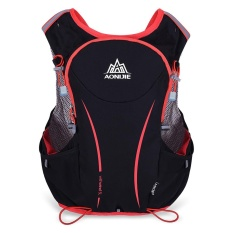 Promo Aonijie 5L Outdoor Sport Menjalankan Rompi Backpack Wanita Pria Rompi Hidrasi Pack Untuk 1 5L Water Bag Backpack Hiking Bag Intl Murah