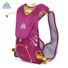 Beli Aonijie 8L Ultralight Running Waterproof Water Bag Backpack Red Intl Online Murah