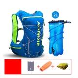 Toko Aonijie Hydration Pack Backpack Dengan 2L Water Bladder Untuk Menjalankan Hiking Bersepeda Climbing Camping Intl Online Tiongkok