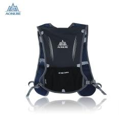Beli Aonijie Outdoor 5L Menjalankan Backpack Hiking Bersepeda Ringan Sport Bag Untuk 1 5L Waterbag Hitam Intl Pake Kartu Kredit