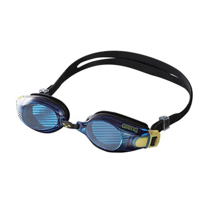 Spesifikasi Arena Swim Goggles Zoom Agg 590 Biru Yg Baik