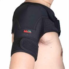 Nyeri Artritis Perlindungan Shoulder Support Brace Kompresi Strap Heat Patch-Intl