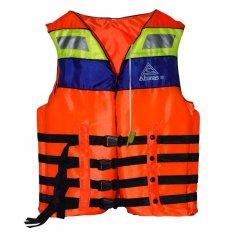 Beli Atunas Size Xl Pelampung Swimming Life Jacket Vest Rompi Jaket Keselamatan Berenang Pantai Boating Rafting Snorkeling Kredit Jawa Barat
