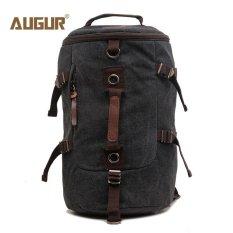Toko Augur Multi Fungsional Kanvas Tas Bahu Backpack Pendaki Paket Shoulder Duffle Bag Intl Online Terpercaya