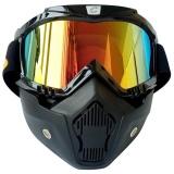 Beli Aukey Ongkos Kirim Masker Kacamata For Berkendara Sepeda Motor Uv400 Kacamata Ski Perlindungan Anti Angin Aukeycn Online