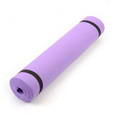 Penawaran Istimewa Aukey 6Mm Tebal Tikar Yoga Pad Antislip Menurunkan Berat Badan Latihan Kebugaran Gym Outdoor Baru Terbaru