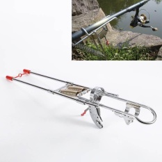 Top 10 Auto Lifting Stainless Steel Fishing Rod Holder Bracket Ground Holder Rest Hot Online