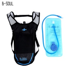 Iklan B Soul 2L Air Bag Tank 5L Hydration Bladder Hiking Climbing Riding Backpack Intl