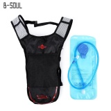 Review Pada B Soul 2L Air Bag Tank 5L Hydration Bladder Hiking Climbing Riding Backpack Merah Intl