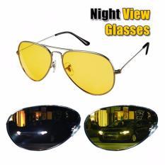 Baby Talk As Seen On TV Night View Glasses Kacamata Malam Hari Kacamata Anti Silau
