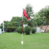 Backyard Practice Golf Hole Pole Cup Flag Stick Intl Diskon Tiongkok