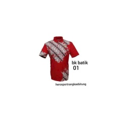 Harga Baju Flypower Bk 01 Batik Baju Badminton Diskon 23 Di Banten