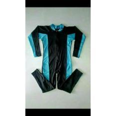 Baju Renang Anak Laki Muslim Sd Diving Panjang - 3Ea339