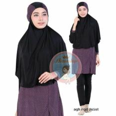 Baju Renang Dewasa Muslimah Aghnisan Agh Rgd 265St Size S - Xl - Bd6699