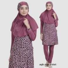 Baju Renang Muslimah S- M- L- Xl - A6ca6e