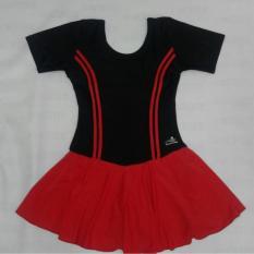 Baju Renang Untuk Dewasa/Remaja Model Rok Bahan Lentur - Bee3e5