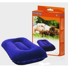Bantal Angin / Bantal Tiup / Bantal Travel / Bantal Camping Merek Bestway By Tokolengkap-.