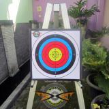 Toko Bantalan Face Target 40X40X2Cm Bergaransi Papan Karet Sasaran Arrow Busur Anak Panah Panahan Lengkap Di Jawa Barat