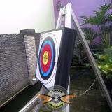 Toko Bantalan Face Target 40X40X8Cm Bergaransi Bantal Busa Sasaran Arrow Busur Anak Panah Panahan Terlengkap