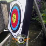 Harga Bantalan Face Target 50X50X5Cm Bergaransi Matras Karet Sasaran Arrow Busur Anak Panah Panahan Archery Jawa Barat