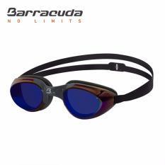 Kacamata Renang Barracuda MERMAID CERMIN Lensa Cermin Bingkai Satu Potong Soft Seal Desain Yang Disederhanakan, Anti-Fog UV Protection, Nyaman Fit Ringan untuk Dewasa Wanita Wanita #13110