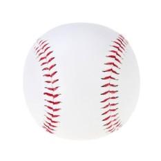 Bola Baseball 9 Handmade Luar Pvc Karet Di Dalam Soft Untuk Latihan, 1 Pieces Putih-Intl By Superbuy888.